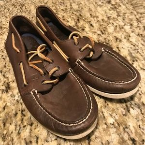 Sperry Boat Shoes - Size 11.5